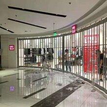 深圳水晶折叠门报价图片