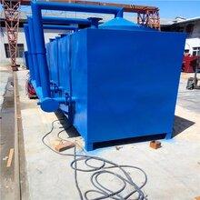 大型锯末炭化炉机制木炭炭化炉高效节能原木材炭化设备厂家图片