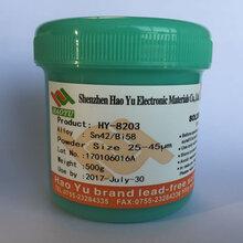 无铅(环保)锡膏-无铅低温锡膏