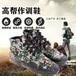 廠家批發3520林地迷彩高幫作訓鞋戶外運動登山休閑鞋高幫作訓鞋