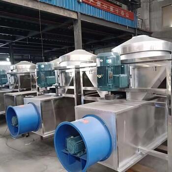 厂家制造大型蒜片加工设备蒜粉蒜粒加工设备
