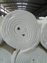 高效保温硅酸铝针刺毡针刺毯防火材料硅酸铝制品图片