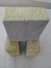 周口保溫巖棉復合板保溫隔熱規格齊全圖片