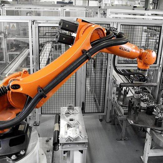 上海KUKA机器人生产商