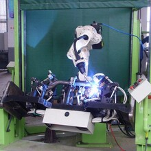 廣東生產弧焊機器人廠家供應圖片