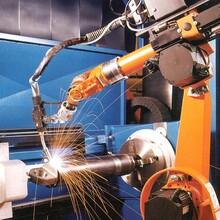 海南制造弧焊機器人廠家批發圖片