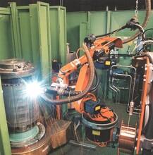 福建销售圣瑞思弧焊机器人售价图片