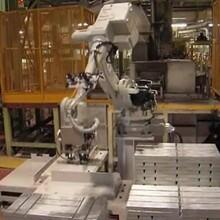 上海圣锐思码垛机器人生产厂家图片