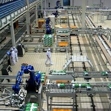 廣東生產圣銳思碼垛機器人廠家圖片