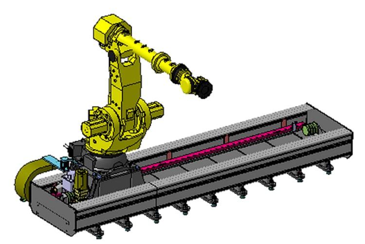 保定机器人导轨厂家报价