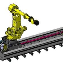 湛江機器人導軌生產廠家圖片