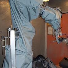潍坊机器人防护服厂家图片