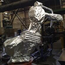 泰州機器人防護服供應商圖片