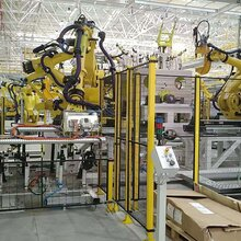 重庆机器人围栏供应商图片