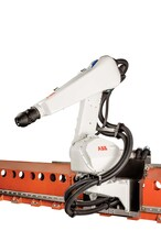 額爾古納ABB噴涂機器人圖片