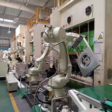 建甌沖壓機器人廠家價格圖片