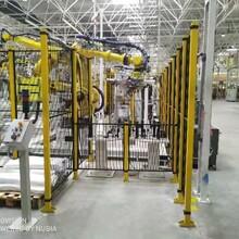 錦州機器人圍欄價格圖片