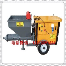重慶墻面抹灰水泥砂漿噴涂機器多少錢一臺