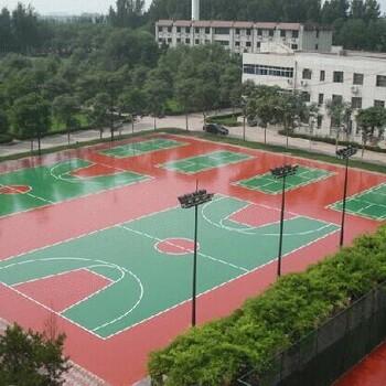 南昌篮球场施工团队哪家好