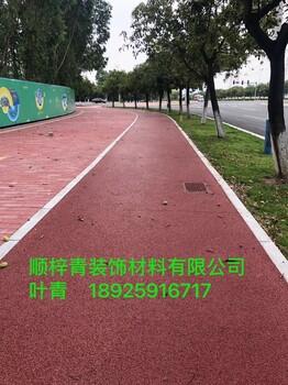 云南㬵粘透水路面施工热线