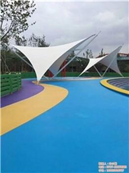 广州彩色透水混凝土生产厂家