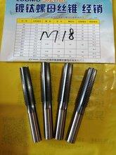 萨利德M18镀钛涂层螺母丝锥厂家价格