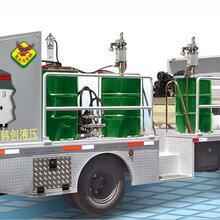 多功能潤滑油定量加注車油脂加注車野外潤滑油保障車集中供油加注車