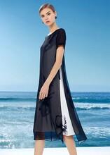 迪如品牌女裝連衣裙褲裙各種款式批發工廠直銷圖片