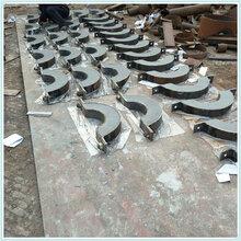 厂家生产保温管托蛭石保温管托图片