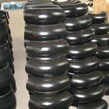 专业生产碳钢无缝弯头焊接弯头图片