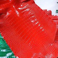 美洲鳄鳄鱼皮带定制