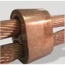 惠利电气化铁路接触网金具电连接线夹JL05-10承力索电连接线夹