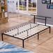 壹越欧式环保铁艺床1.5米1.8米双人床1.2米单人床铁床金属钢管床