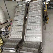 不锈钢链板型号大全生产厂家提升机链板烘干机链板清洗机链板