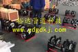 翻蓋帶壓力表PE管熱熔焊機(63-200)