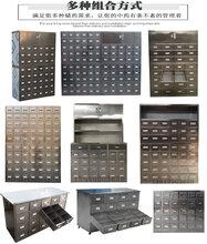 304不锈钢衣柜文件柜储物柜员工储物柜鞋柜斗柜图片