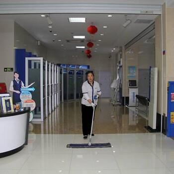 湛江银行保洁服务