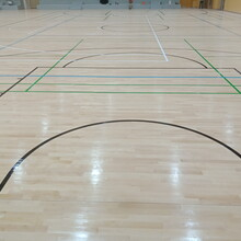 總有一款適合!長春吉奧比賽實木地板!,乒乓球木地板圖片