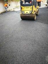 广州停车场沥青路面工程