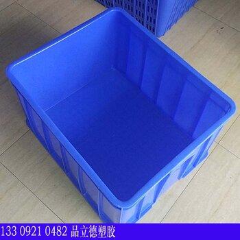 天水塑料周轉箱廠家/塑料托盤價格