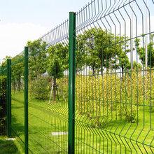 三角折弯护栏网生产厂家河北厂家三折弯护栏三折弯隔离栅图片