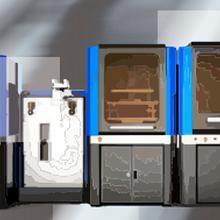 電子標簽生產設備綁定倒封裝設備