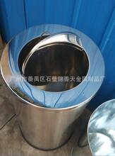 江苏斜角黑条烟灰桶厂家价格图片