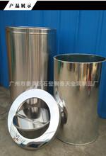 上海斜角黑条烟灰桶厂家直销图片