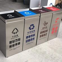 湖北户外垃圾桶厂家价格图片