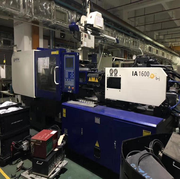 工厂机低价转让海天注塑机双色机160T9成新,海天二手注塑机