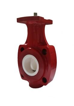 陶瓷閥-超耐磨,耐強腐蝕,自潤滑性強,使用壽命長