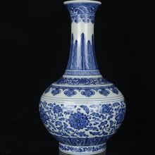 天津保真交易青花瓷器征集范围图片