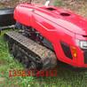 栗子园遥控自走式耕地机多功能履带打草机使用注意
