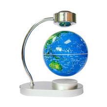磁悬浮地球仪200mm发光创意工艺品儿童台灯摆件